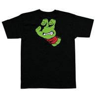 Santa Cruz x Teenage Mutant Ninja Turtles TMNT Raphael Hand Youth T-Shirt