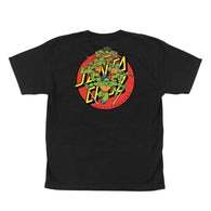 Santa Cruz x Teenage Mutant Ninja Turtles TMNT Turtle Power Youth T-Shirt