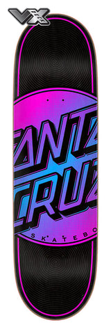"Santa Cruz Total Dot 8.8"" VX Skateboard Deck"