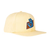 Santa Cruz Work Hand Mid Profile Snapback Hat