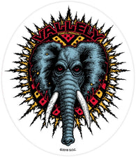 Powell Peralta Mike Vallely Elephant Sticker