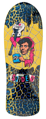 Pocket Pistols Spidey Swindle II Skateboard Deck