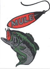"Mule ""Bass"" LTD T-Shirt"
