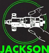 "Tar ""Jackson"" LTD T-Shirt w/ Green Ink"
