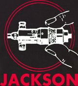 "Tar ""Jackson"" LTD T-Shirt w/ Red Ink"