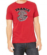 "Trance Syndicate Records ""Logo"" Red T-Shirt"