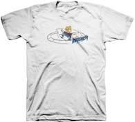 Plan B Danny Way Dennis The Menace Pool T-Shirt *Pre-Order*