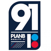 Plan B Skateboards Team 91 Sticker