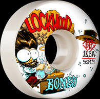 BONES STF Pro Lockwood Experi-mental 52mm V3 Slims 99a Skateboard Wheels