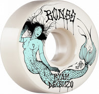 Bones STF Pro Decenzo Mermaid V2 Locks 103a Skateboard Wheels