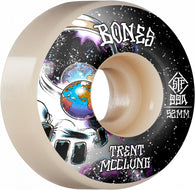 BONES STF Pro McClung Unknown V1 52mm 99a White Skateboard Wheels