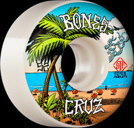 BONES STF Pro Cruz Buena Vida 52mm V2 Locks 103A Skateboard Wheels