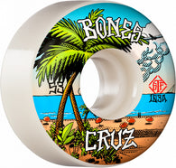 BONES STF Pro Cruz Buena Vida 53mm V2 Locks 103A Skateboard Wheels