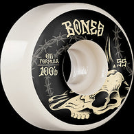 Bones STF Desert Horns 55mm V5 Sidecut 99a Skateboard Wheels