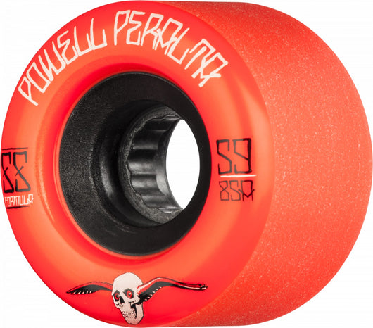 Powell Peralta G-Slides Red 85a 59mm Skateboard Wheels