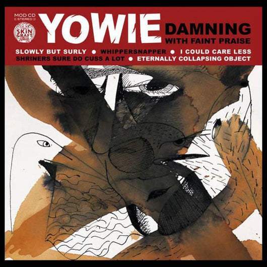 Yowie - Damning With Faint Praise LP