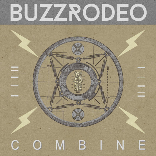 Buzz Rodeo Combine LP