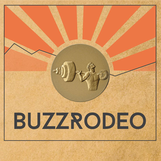 Buzz Rodeo Sports CD