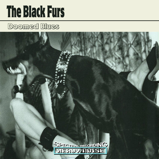 The Black Furs - Doomed Blues LTD CD