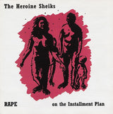 "The Heroine Sheiks ""Rape On The Installment Plan"" CD Cows, AmRep, Reptilian Records, Swans, Hammerhead"