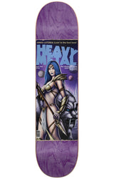 Darkstar Heavy Metal Greg Lutzka Skateboard Deck