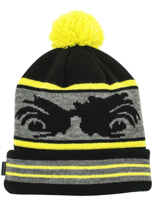 Madness Crazy Eyes Pom Beanie