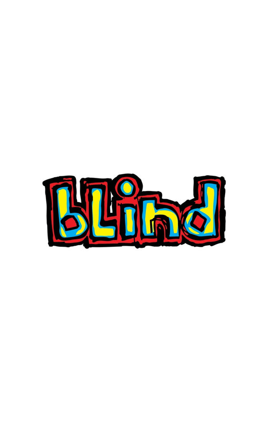 Blind Skateboards OG Logo Sticker