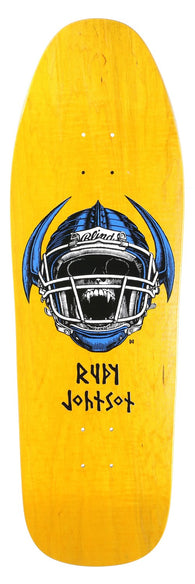 Blind Rudy Johnson Jock Skull LTD Screened Skateboard Deck