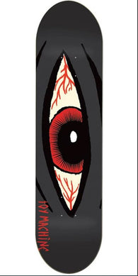 Toy Machine Bloodshot Eyes Team 8.125