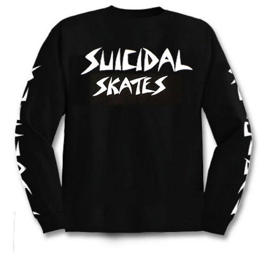 Dogtown x Suicidal Tendencies Suicidal Skates Long Sleeve T-Shirt