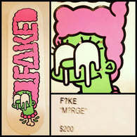 F?KE - M?rge Original Art Skateboard Deck