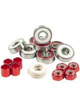 Andale Swiss Tin Box Skateboard Bearings (set of 8)