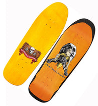 Blind Mark Gonzales Skull & Banana Orange Skateboard Deck