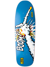 101 Natas Challenger Blue Screened Skateboard Deck