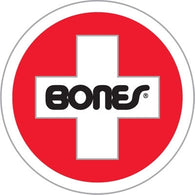 Bones Bearings Swiss Logo Sticker