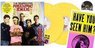 The Search For Animal Chin Soundtrack 2x yellow vinyl LP