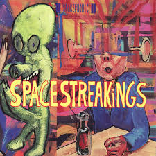 7-Toku - Space Streakings LP