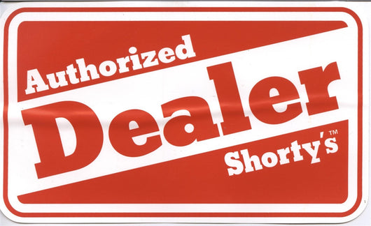 Shorty's Skateboards Authorized Dealer 6.75