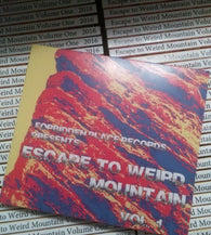 ESCAPE TO WEIRD MOUNTAIN VOLUME 1 Forbidden Place Records Compilation CD