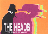 Man's Ruin Records The Heads Postcard Artwork By Frank Kozik