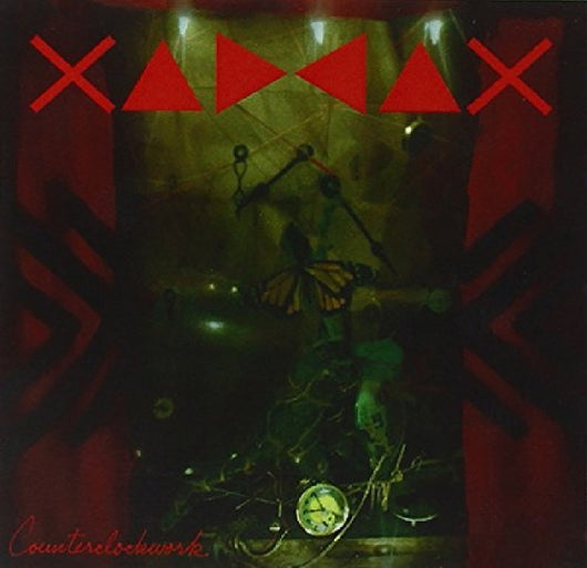 Xaddax - Counterclockwork LP