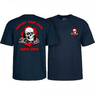 Powell Peralta Ripper Support Your Local Skateshop T-Shirt