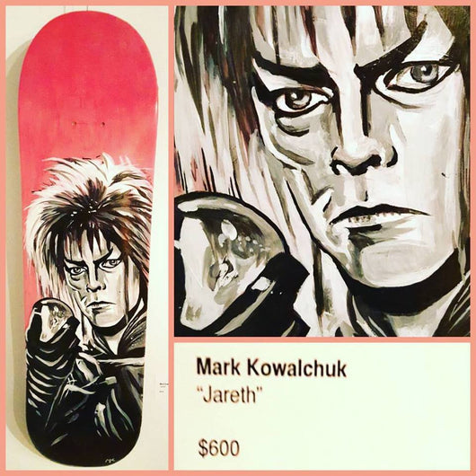 Skateboard Decks Mark Kowalchuk