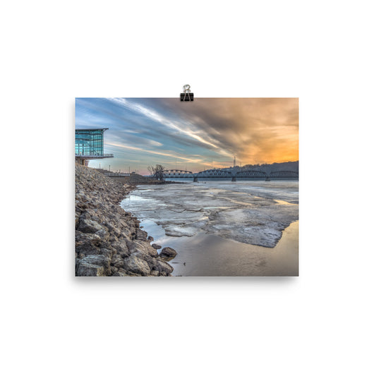 Matte Print Grand Harbor - Matte Print by Garth Fuerste Photography - TheDarkSlide