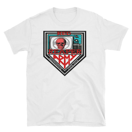 Scene TV Raw Red Reaper Army Short-Sleeve Unisex T-Shirt
