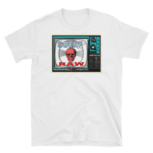 Scene TV Raw Short-Sleeve Unisex T-Shirt