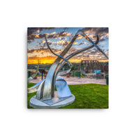 Canvas Print Masterpiece on the River - Canvas Print by Garth Fuerste Photography - TheDarkSlide