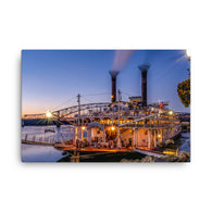 American Queen - ready to hang canvas print by Garth Fuerste Photography