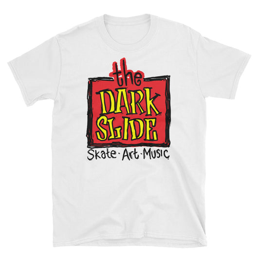 The Dark Slide Skate Art Music Short-Sleeve Unisex T-Shirt