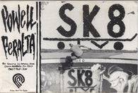 Powell Peralta Bones Brigade Intelligence Report Vol. III No. 5, July 1990